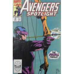 AVENGERS SPOTLIGHT VOL 1 Núm 36