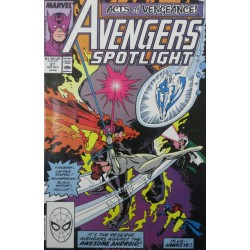 AVENGERS SPOTLIGHT VOL 1 Núm 27