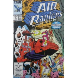 AIR RAIDERS VOL 1 Núm 2