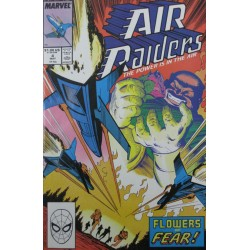 AIR RAIDERS VOL 1 Núm 4