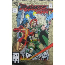 RAVAGE 2099 VOL 1 Núm 1