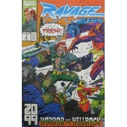 RAVAGE 2099 VOL 1 Núm 3