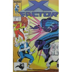 X-FACTOR VOL 1 Núm 40