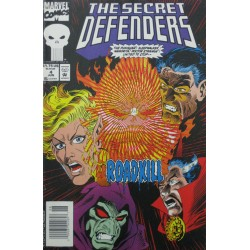 THE SECRET DEFENDERS VOL 1 Núm 4