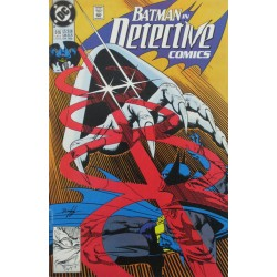 DETECTIVE COMICS BATMAN Núm 616