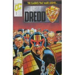 THE LAW OF DREDD Núm 1