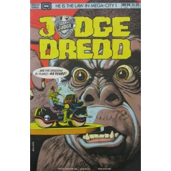 JODGE DREDD Núm 34