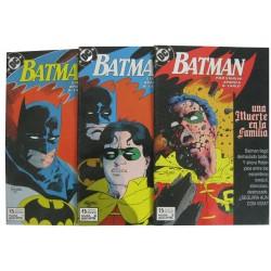 BATMAN UNA MUERTE EN LA FAMILIA. COMPLETA