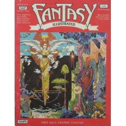 FANTASY ILLUSTRATED VOL 1 Núm 1