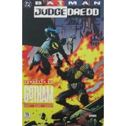 BATMAN/ JUDGE DREDD. VENDETTA EN GOTHAM
