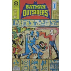 BATMAN Y LOS OUTSIDERS Núm 12