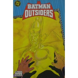 BATMAN Y LOS OUTSIDERS Núm 13
