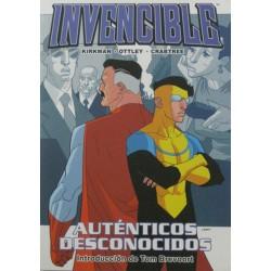 INVENCIBLE Núm 5 AUTÉNTICOS DESCONOCIDOS