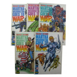MARTHA WASHINGTON GOES TO WAR. COMPLETA