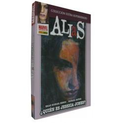 ALIAS 1: ¿QUIÉN ES JESSICA JONES?
